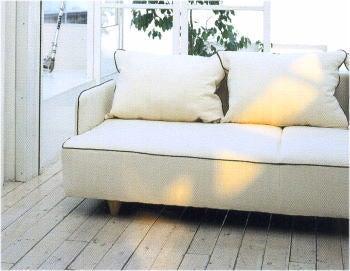 フリーザフリー ファブリック製ソファーベッド