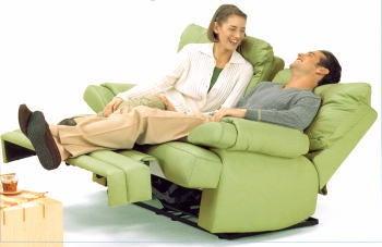 ツインゴ リクライニングソファー