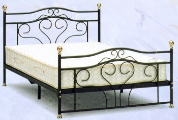 桂由美デザインベッド