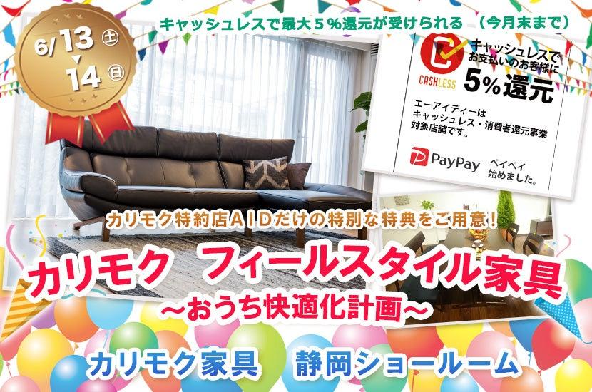 カリモク フィールスタイル家具~おうち快適化計画~