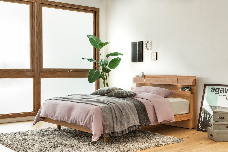 ベッド フランス