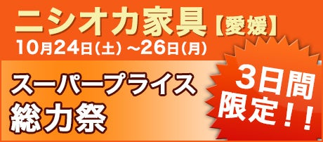 スーパープライス総力祭inニシオカ