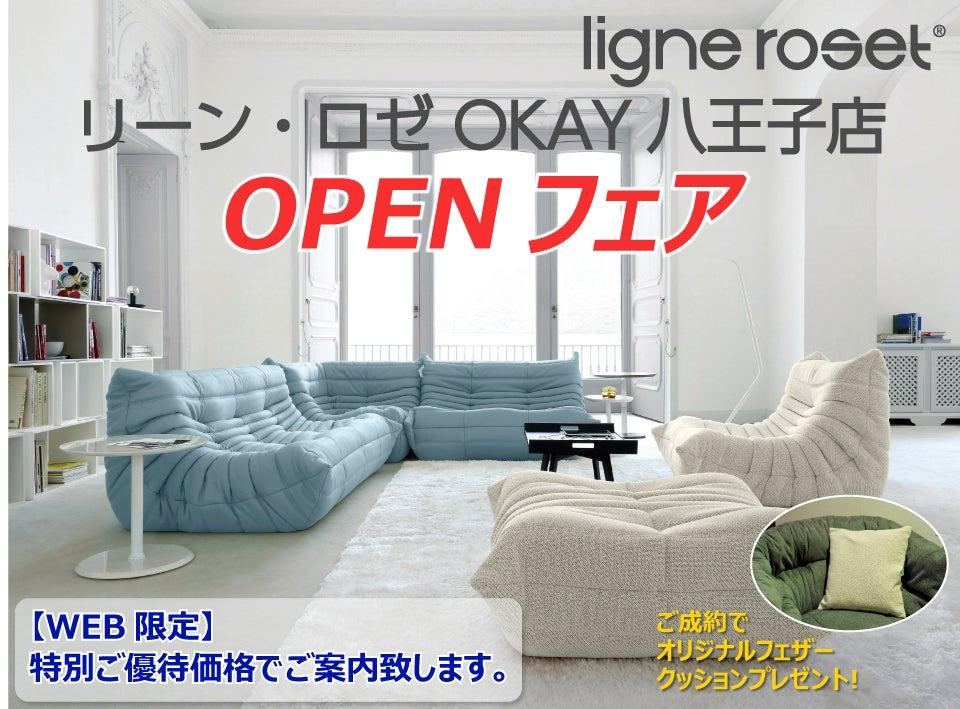 リーン・ロゼ OKAY八王子店 オープンフェア!八王子インターすぐ1分-OKAY八王子-