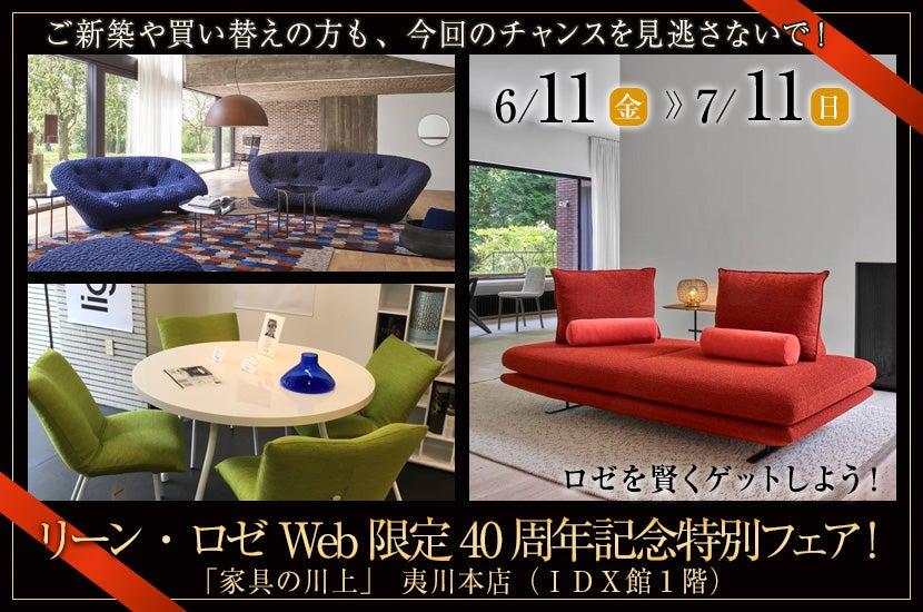 リーン・ロゼWeb限定40周年記念特別フェア!