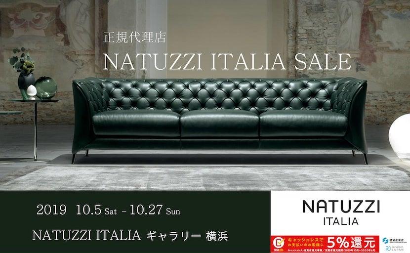 正規代理店 NATUZZI ITALIA SALE