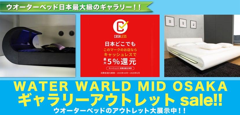 WATER WORLD MID-OSAKA  ギャラリー  アウトレット sale!!