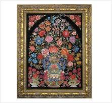 ペルシャ絨毯・絵画絨毯